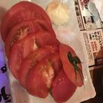 くし家串猿 - 冷やしトマト