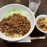 90532818 - 「ザージャー麺」(810円)