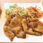 風雅 - 料理写真:生姜焼き