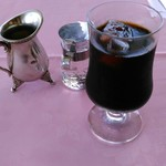 ボンジュール - アイスコーヒー