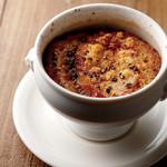 cafe ハッピーさかい - オニオングラタンスープ