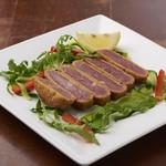 マーケットレストラン AGIO - 牛ロースのカツレツ