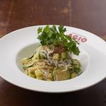マーケットレストラン AGIO - シラスのカッペリーニ