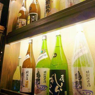四国の厳選銘酒