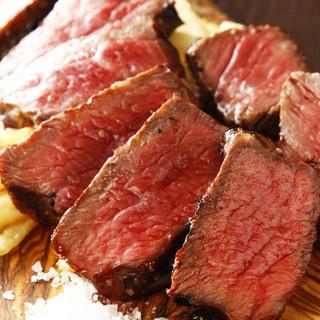 【熟成肉】自慢のこだわりお肉