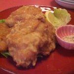 chaini-zudainingufuukirou - ハーブ若鶏の唐揚げ 780円
