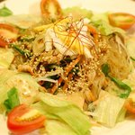 韓国家庭料理 サラン - 料理写真:チャプチェ