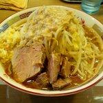 らー麺 シャカリキ - シャカ豚(700円)