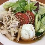 おっきん - 料理写真:激辛冷麺