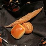90540666 - ロブションのパン3種