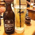 立呑み 龍馬 - ホッピー白