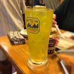 立呑み 龍馬 - ウコン茶割り