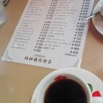 阪神構内喫茶 -