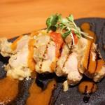 大山鶏のエスカベッシュ