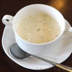 カフェ フロインドリーブ - スープ