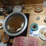 豚しゃぶ酒房 一昇hanare - 鹿児島産 天恵美豚 ロース
