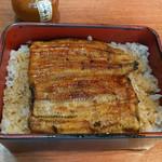 うなぎ 色川 - 料理写真:うなぎふつう
