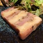 Yui - 鴨肉とジャガイモのテリーヌ