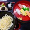 鮨司一 - 料理写真:握りセット1300円