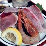 立ち喰い魚 ふじ屋 -
