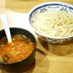 麺座 風水 - 料理写真:RHCカレーつけ麺 味玉付き¥850
