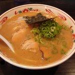 紀州和歌山らーめん あじゅち屋 - 中華麺 淡成