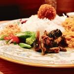 Curry シバ
