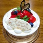 グレイスガーデン スイーツ - 料理写真:ケーキ