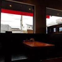ラー麺 ずんどう屋-テーブル席
