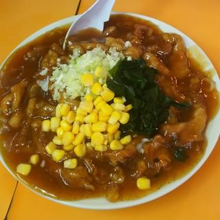 手打らーめん 大進 - 料理写真:焼肉冷し(660円)