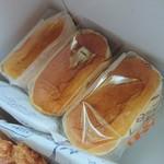 たまごハウス - ・半熟チーズケーキ 154円
