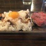 90556426 - 肉ライス。