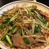 三松会館 - 料理写真:レバニラ炒め¥570。