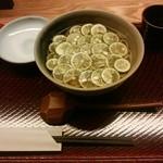 亀蔵 - すだち蕎麦