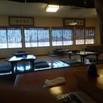 力寿司 - 店内