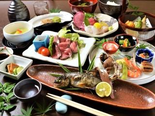 食彩 あさ乃 - 4,000円コース(一例)