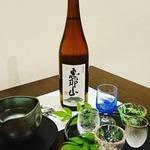 食彩 あさ乃 - ドリンク写真: