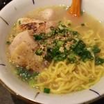 炭家 108 - 鶏塩ラーメン...(ヾノΦωΦ`)ムリムリ