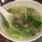 中華料理 大福園 - 絶品のテールスープ