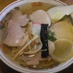 丸竹食堂 - チャーシューメン 600円