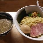 麺屋 白鷺 - 煮干しつけ麺。