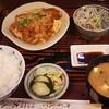 大八 - 料理写真:カツ煮&イワシ刺し定食 880円