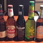 世界の小瓶ビール 10種!!!好みのビールはありますか?
