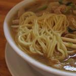 横浜飯店 - 麺