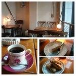 カフェ ド ギャルソン -