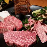90563554 - 鹿児島黒牛味わい鉄板焼き