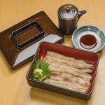 うな明 - 白焼き・Shirayaki 竹_TAKE