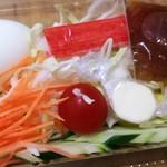 ルンルアン お菓子処 - サラダ