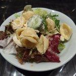山手茶屋 - サラダ