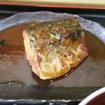 まるしん - さばの味噌煮